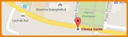 Harta Clinica Sante Sebeș