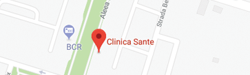 Harta Clinica Sante Arad
