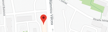 Harta Clinica Sante București - 2