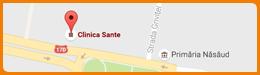 Harta Clinica Sante Năsăud