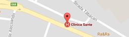 Harta Clinica Sante Făgăraș