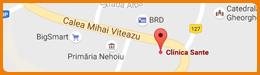Harta Clinica Sante Nehoiu