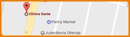Harta Clinica Sante Oltenița