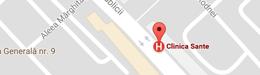 Harta Clinica Sante Reșița