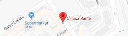 Harta Clinica Sante Iași