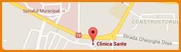 Harta Clinica Sante Sighetu Marmației