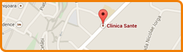 Harta Clinica Sante Sighișoara
