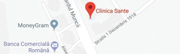 Harta Clinica Sante Scornicești