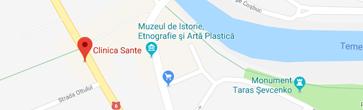 Harta Clinica Sante Lugoj