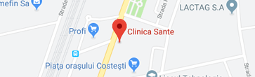 Harta Clinica Sante Costesti